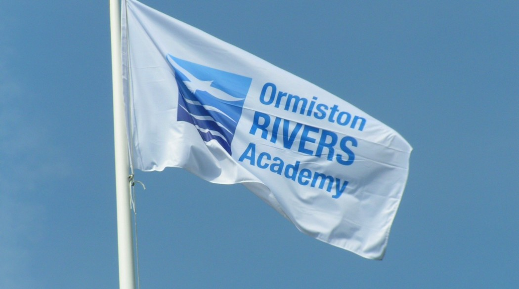 Ormiston Rivers - ext sign